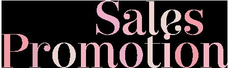 SalesPromotion
